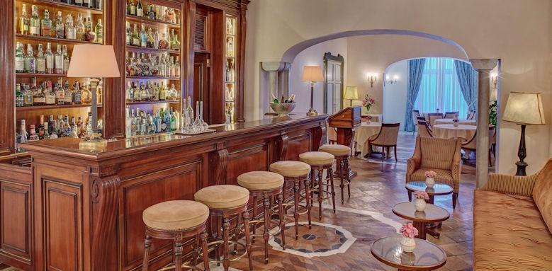 belmond hotel caruso, bar