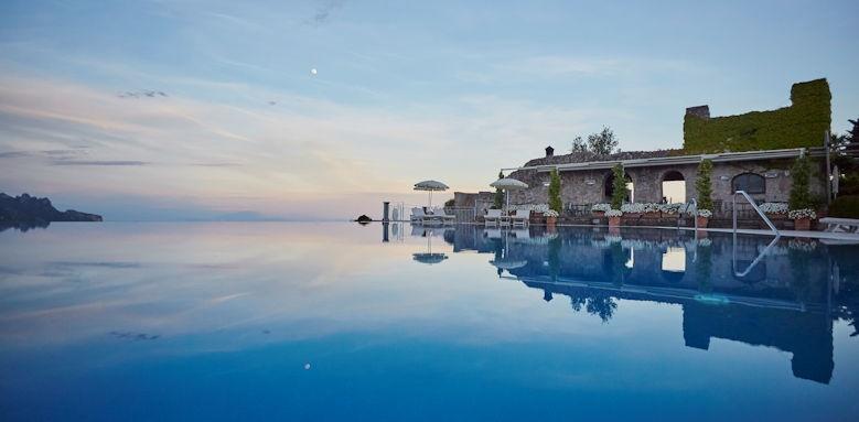 belmond hotel caruso, main pool