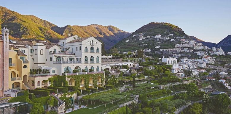 belmond hotel caruso, exterior