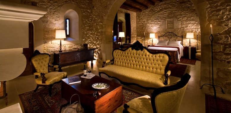 Eremo Della Giubiliana, lounge area