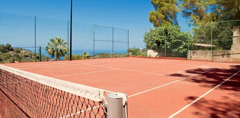 Es Moli, tennis