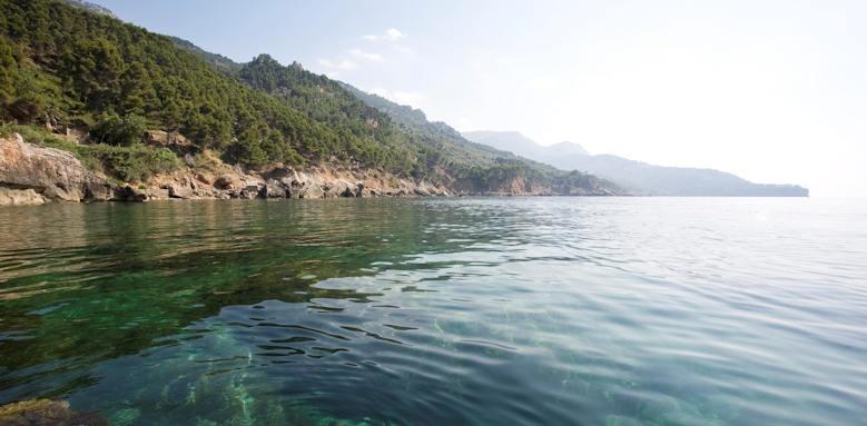 Es Moli, beach