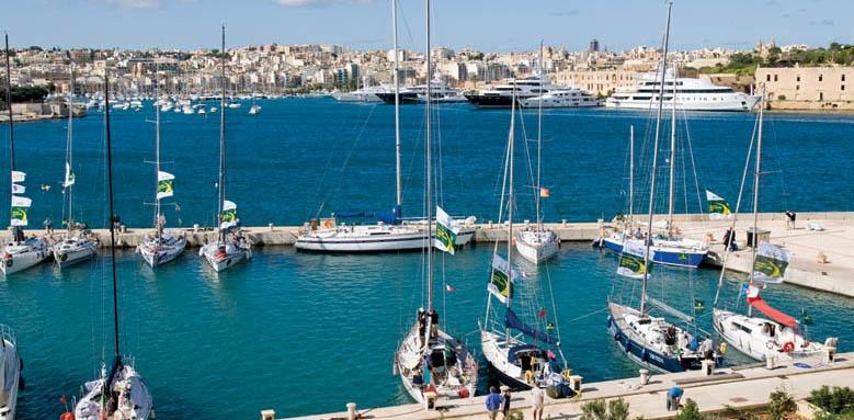 Grand Hotel Excelsior Malta, marina