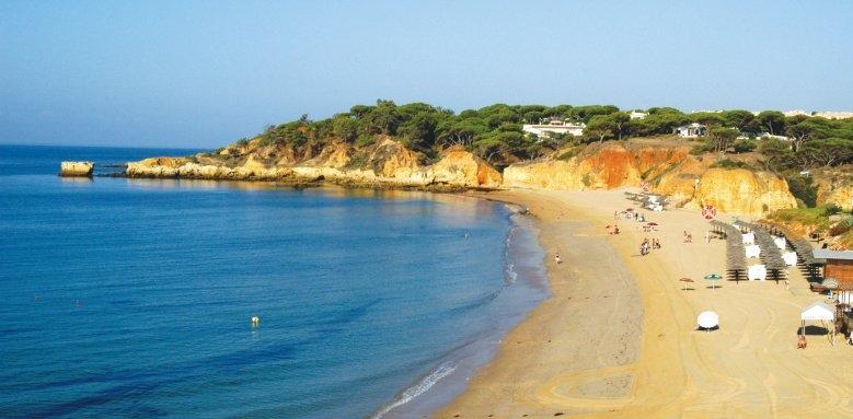 Grande Real Santa Eulalia Resort & Hotel Spa, beach