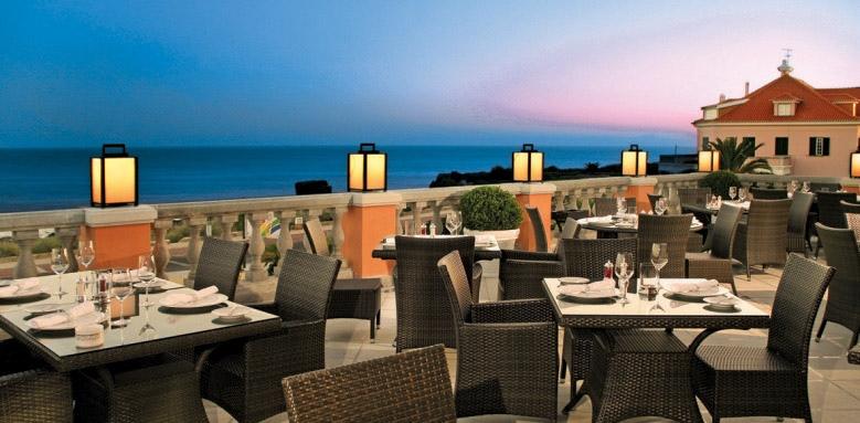 Grande Real Villa Italia Hotel & Spa, restaurant