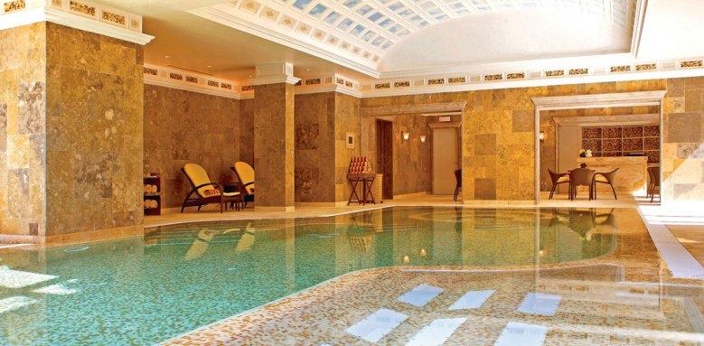 Grande Real Villa Italia Hotel & Spa, idoor pool