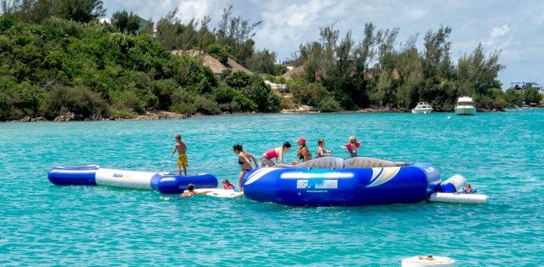 Grotto Bay Beach Resort, waterpark
