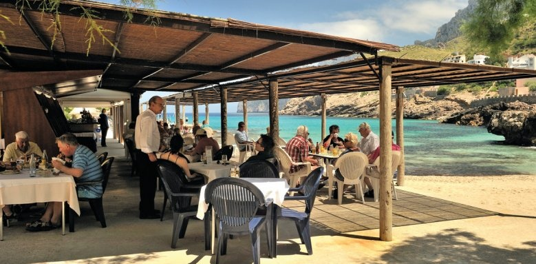 Grupotel Molins, beach bar