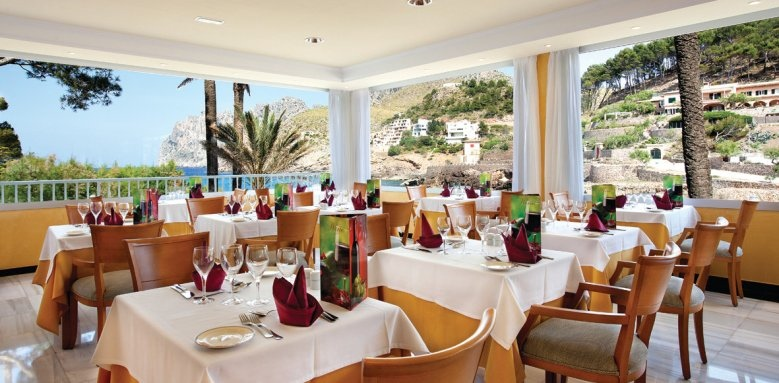 Grupotel Molins, restaurant