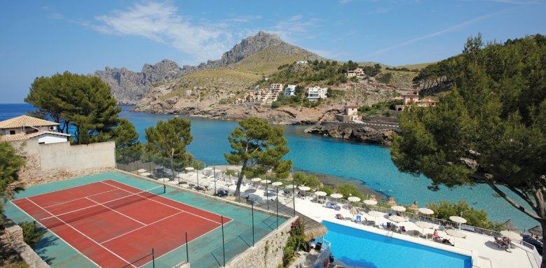 Grupotel Molins, tennis