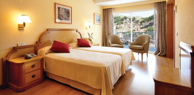 Grupotel Molins, twin room