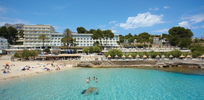 Grupotel Molins, beach