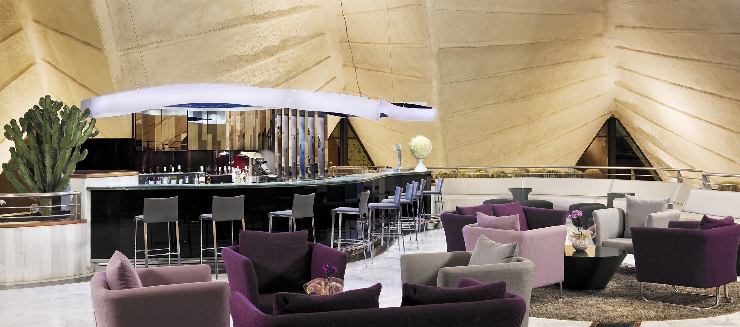 H10 Playa Meloneras Playa, lobby bar