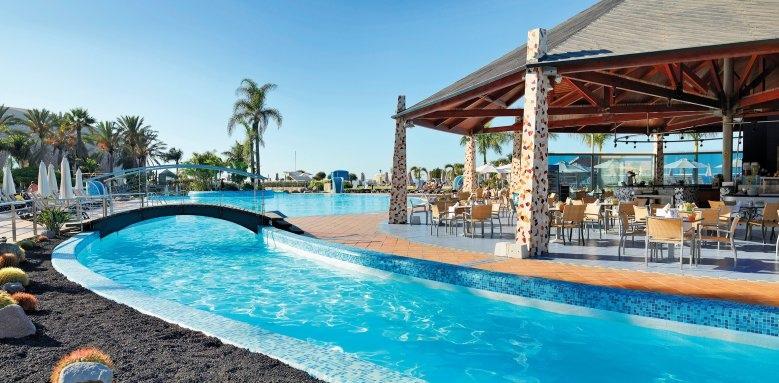 H10 Playa Meloneras Palace, restaurant la choza