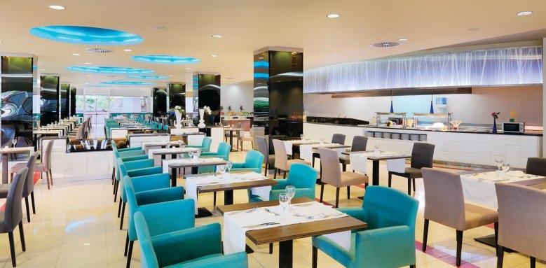 H10 Playa Meloneras Palace, tamadaba buffet restaurant