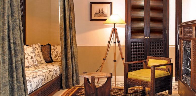 Heure Bleue Palais, standard room
