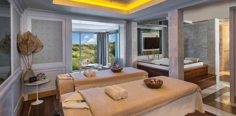 Hilton Dalaman, spa treatment