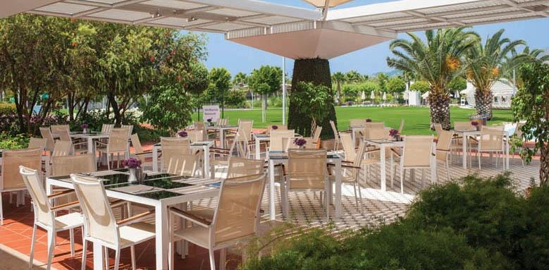 Hilton Dalaman, breeze snack bar