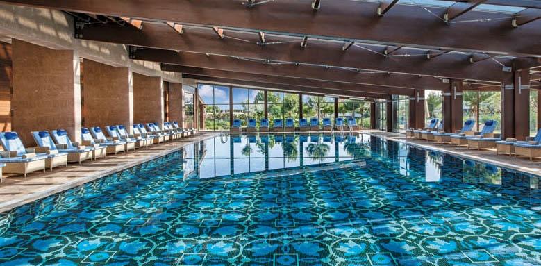 Hilton Dalaman, indoor pool