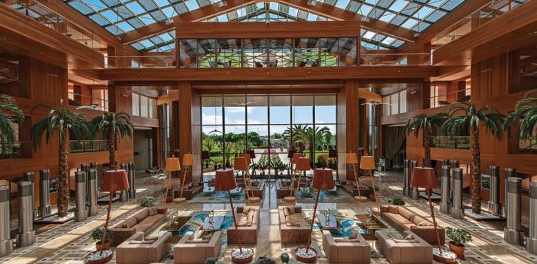 Hilton Dalaman, lobby