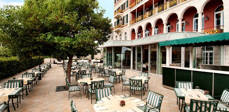 Hilton Imperial Dubrovnik, Restuarant Areas