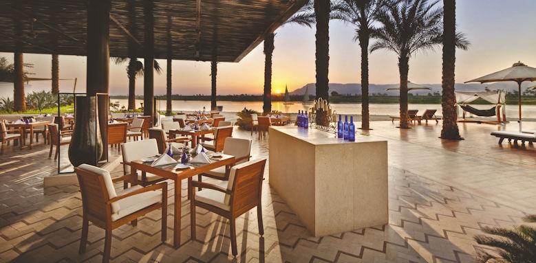 hilton luxor, olives restaurant