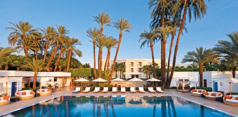 Hilton Luxor Resort & Spa, spa pool