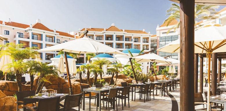 Hilton Vilamoura, Aquarela restaurant