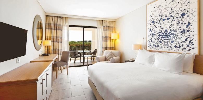 Hilton Vilamoura, deluxe golf room