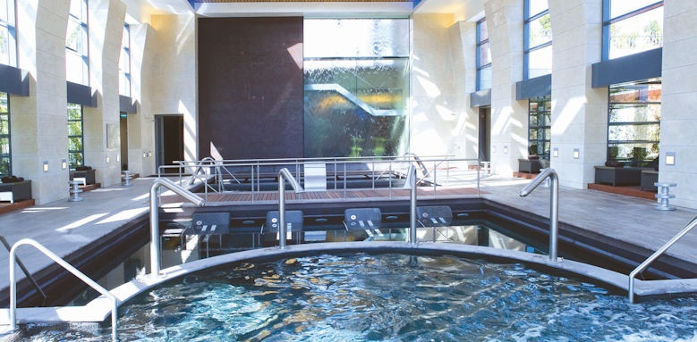 Hilton Vilamoura, spa pool