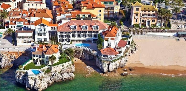 Hotel Albatroz, Coastline Image