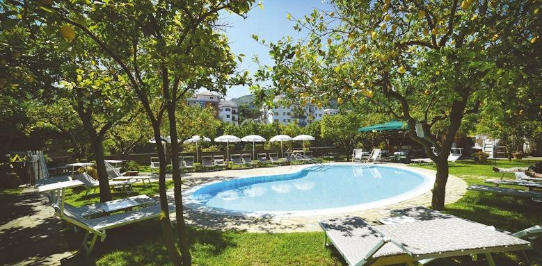 Hotel Antiche Mura, pool