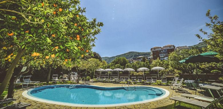 Hotel Antiche Mura, swimming pool