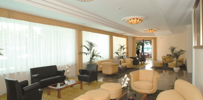 Hotel Continental, lounge