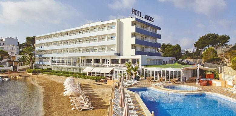 Hotel Argos, exterior, pool, beach