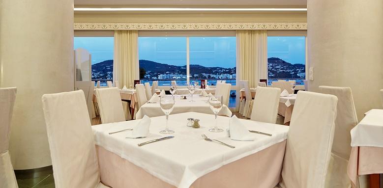Hotel Argos, restaurant