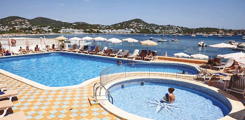 Hotel Argos, pool