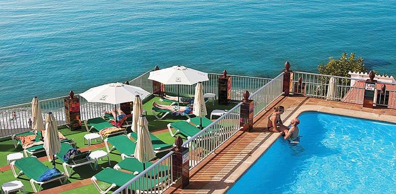 Hotel Balcon de Europa, pool