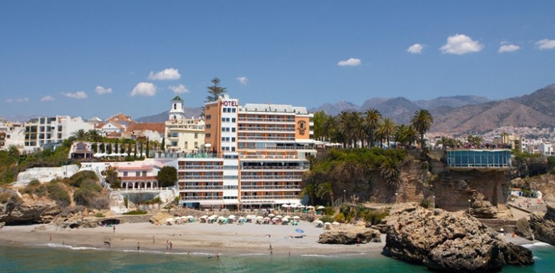 Hotel Balcon de Europa, exterior view