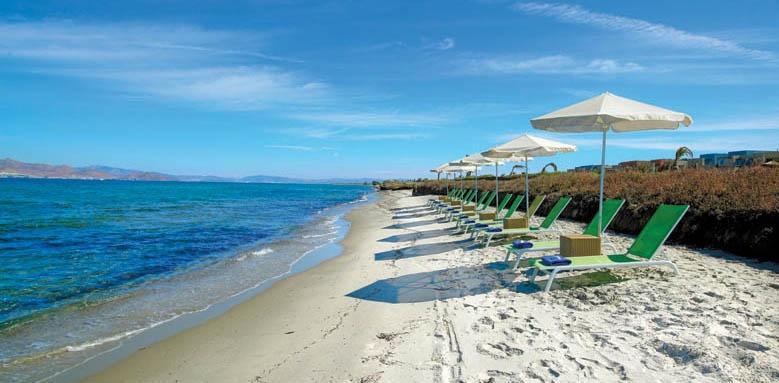 Astir Odysseus, beach