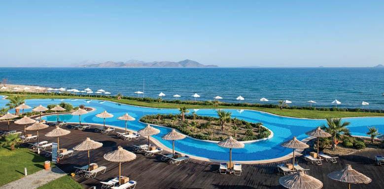 Astir Odysseus, lagoon pool