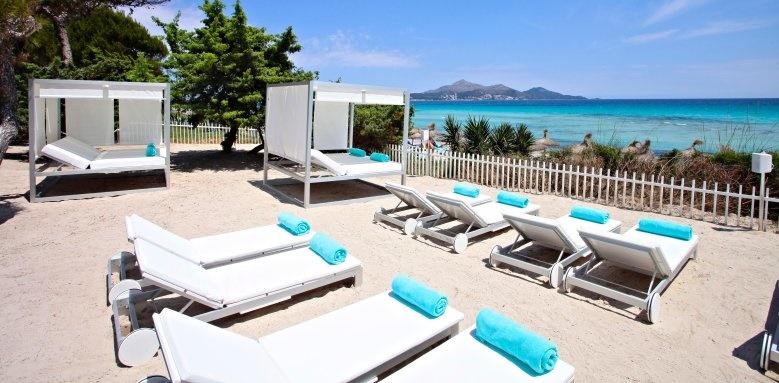 Iberostar Playa De Muro Village, terrace