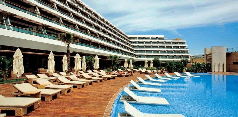 Ibiza Gran Hotel, exterior