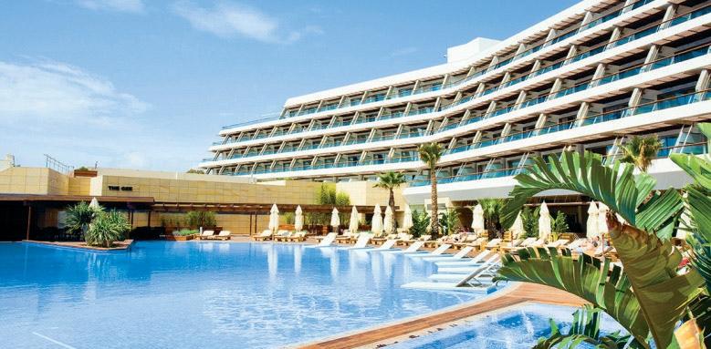 Ibiza Gran Hotel, pool