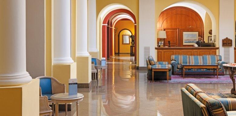Imperial Hotel Tramontano, lobby