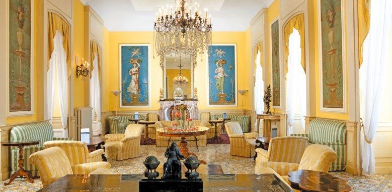 Imperial Hotel Tramontano, sala nella hall