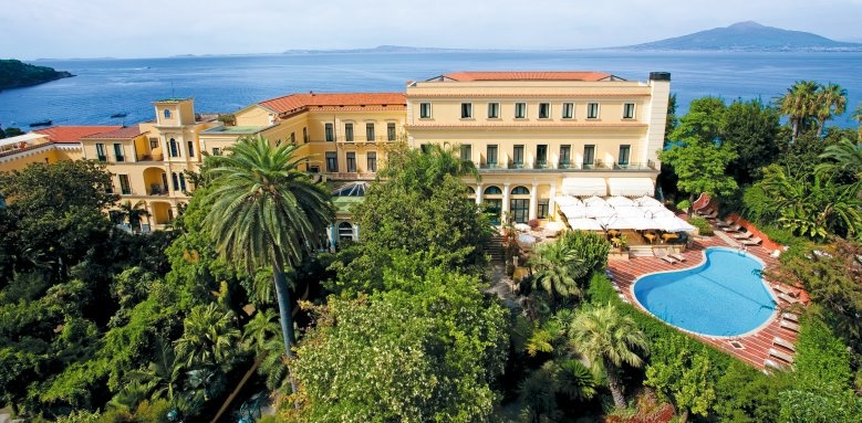 Imperial Hotel Tramontano, overview
