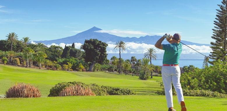 jardin tecina, golf