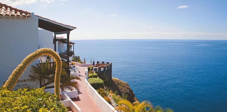 jardin tecina,  ocean view