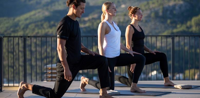 Jumeirah Port Soller, fitness classes